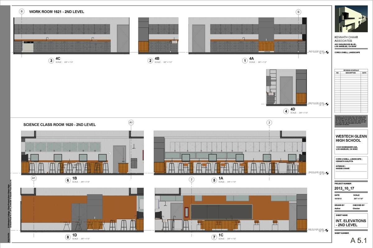Front Elevation Design In Revit : Westech college revit modeling kennath walpita leed