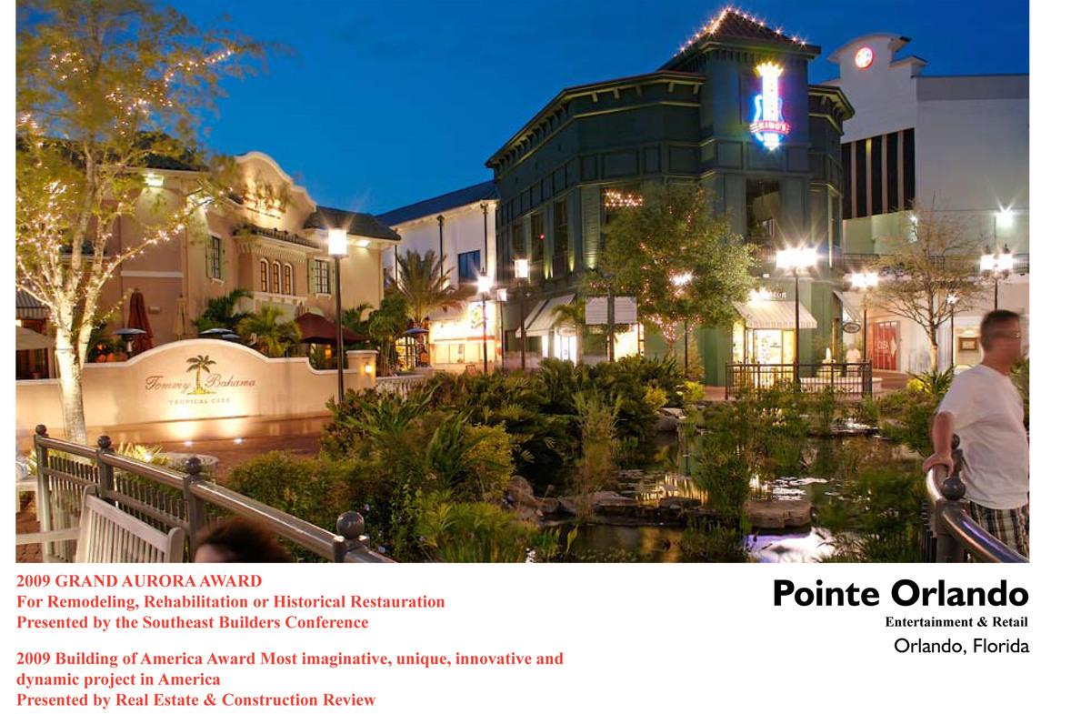 Pointe Orlando Ignacio Gonzalez Archinect