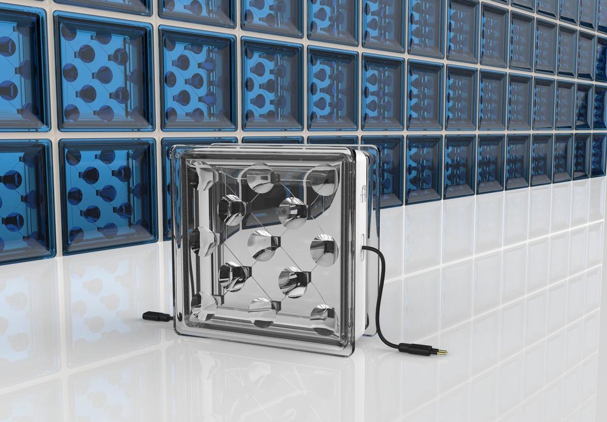 UK researchers create solar generating glass bricks
