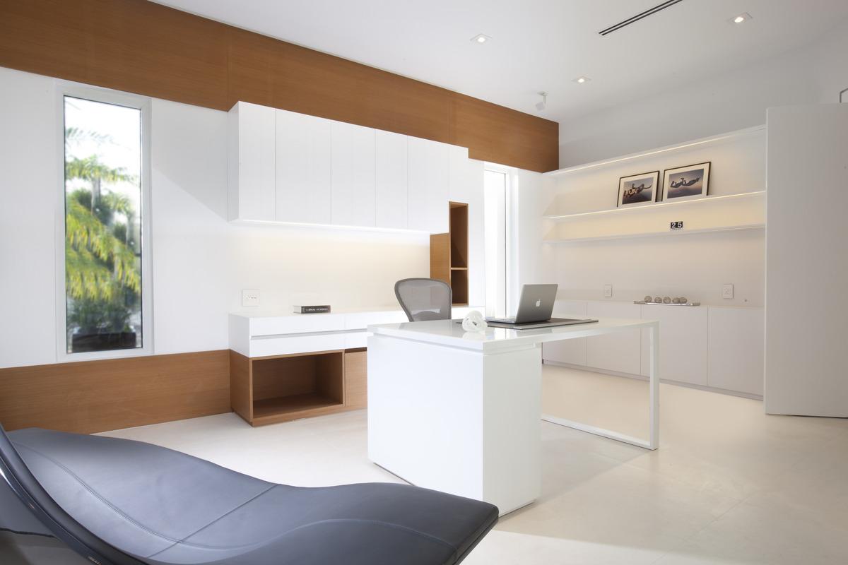 Home Office - Miami Interior Design