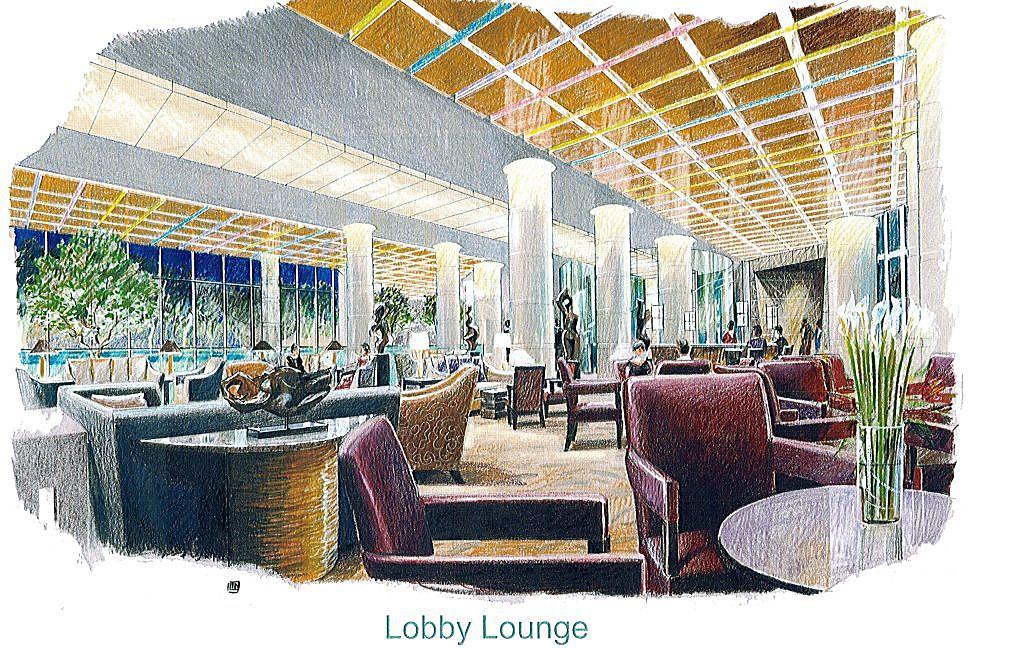 Hyatt Regency Hotel Annielyn Bactol Archinect