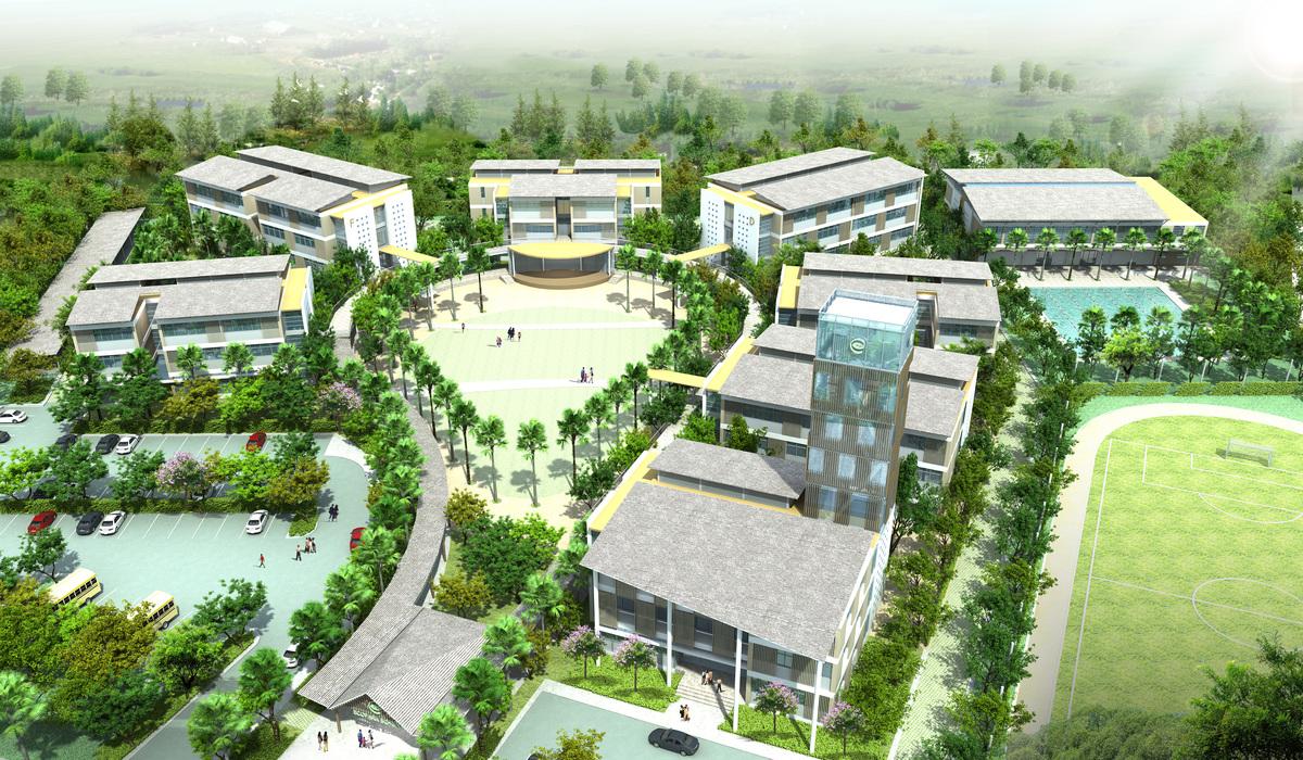 ECOPARK SCHOOL Tue Pham Archinect