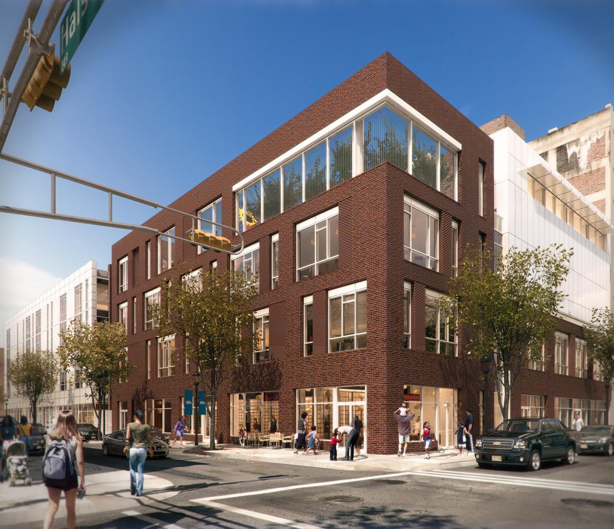 Revitalizing Development In Newark, New Jersey Breaks