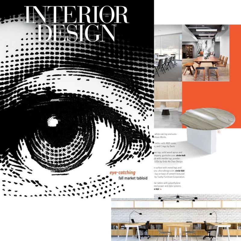 Interior Design Magazine Fall 2016 Market Tabloid Ordo