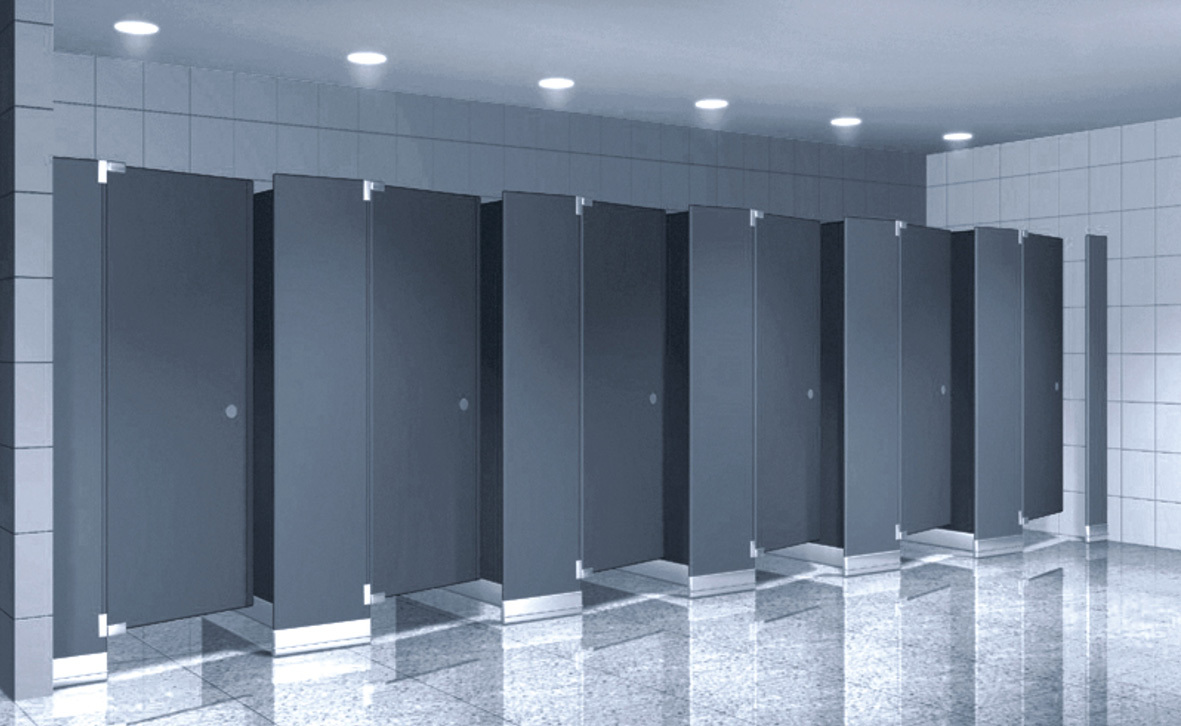 Toilet cubicle toilet partition lee sinyung archinect for Bathroom partitions