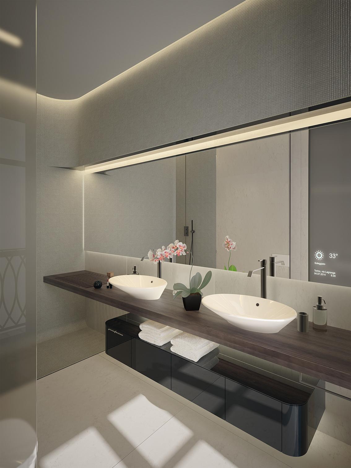 Interiors by Pininfarina
