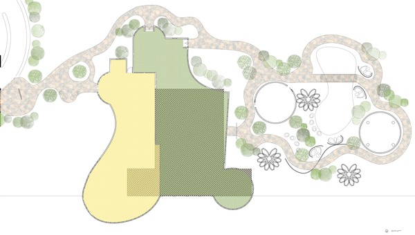 Lotus Wellness Community Overall Site Plan: AutoCAD, Adobe Photoshop