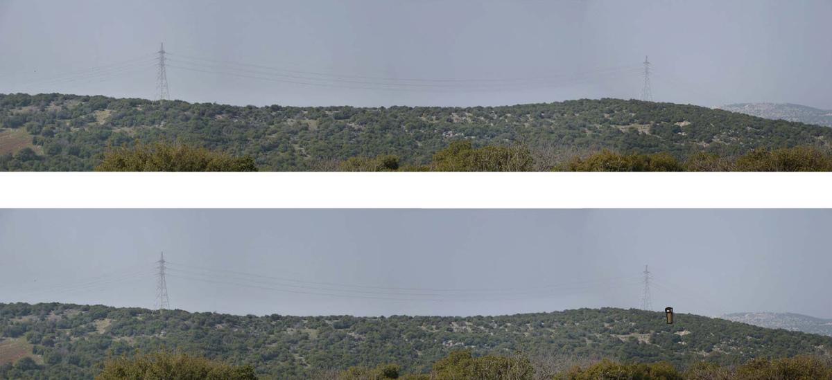 Ajloun's landscape