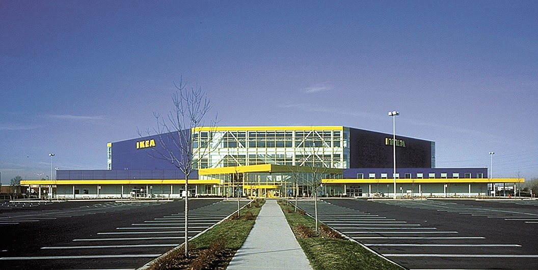 Furniture Store Schaumburg IKEA Retail Store | Marc Pelini | Archinect