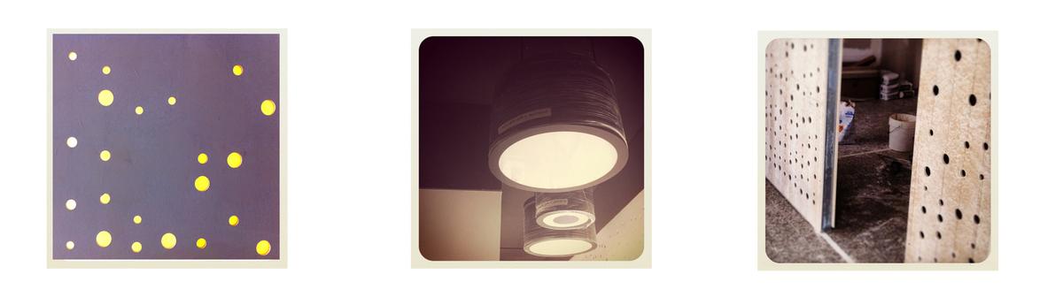 designed lamp