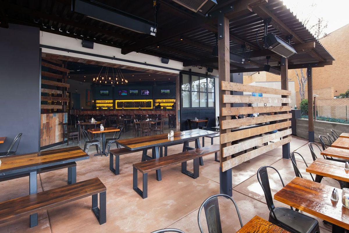 Eureka la jolla josh blumer archinect for Modern industrial interior design