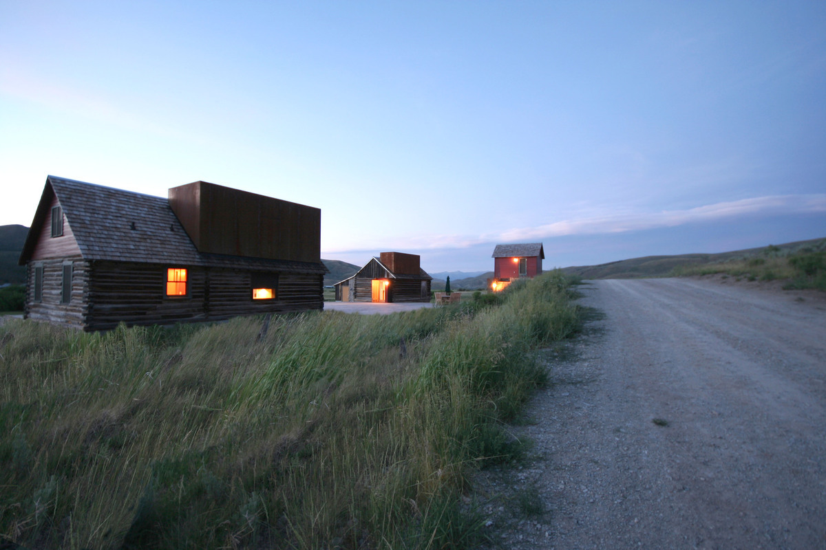 Caribou County Guest Compound in Caribou County, ID by Bogue Trondowski Architects