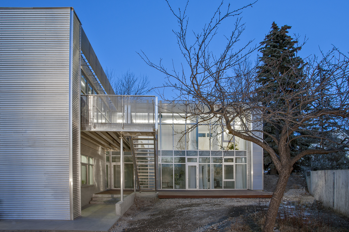 Juniper house the marc boutin architectural for Juniper house