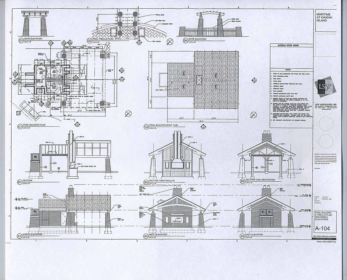 House Plans Sections Elevations Pdf