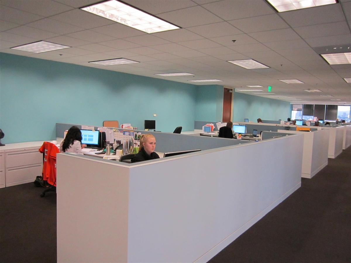Open Office Area