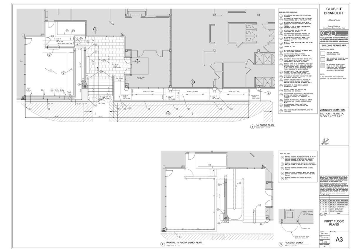 Entry floor plans