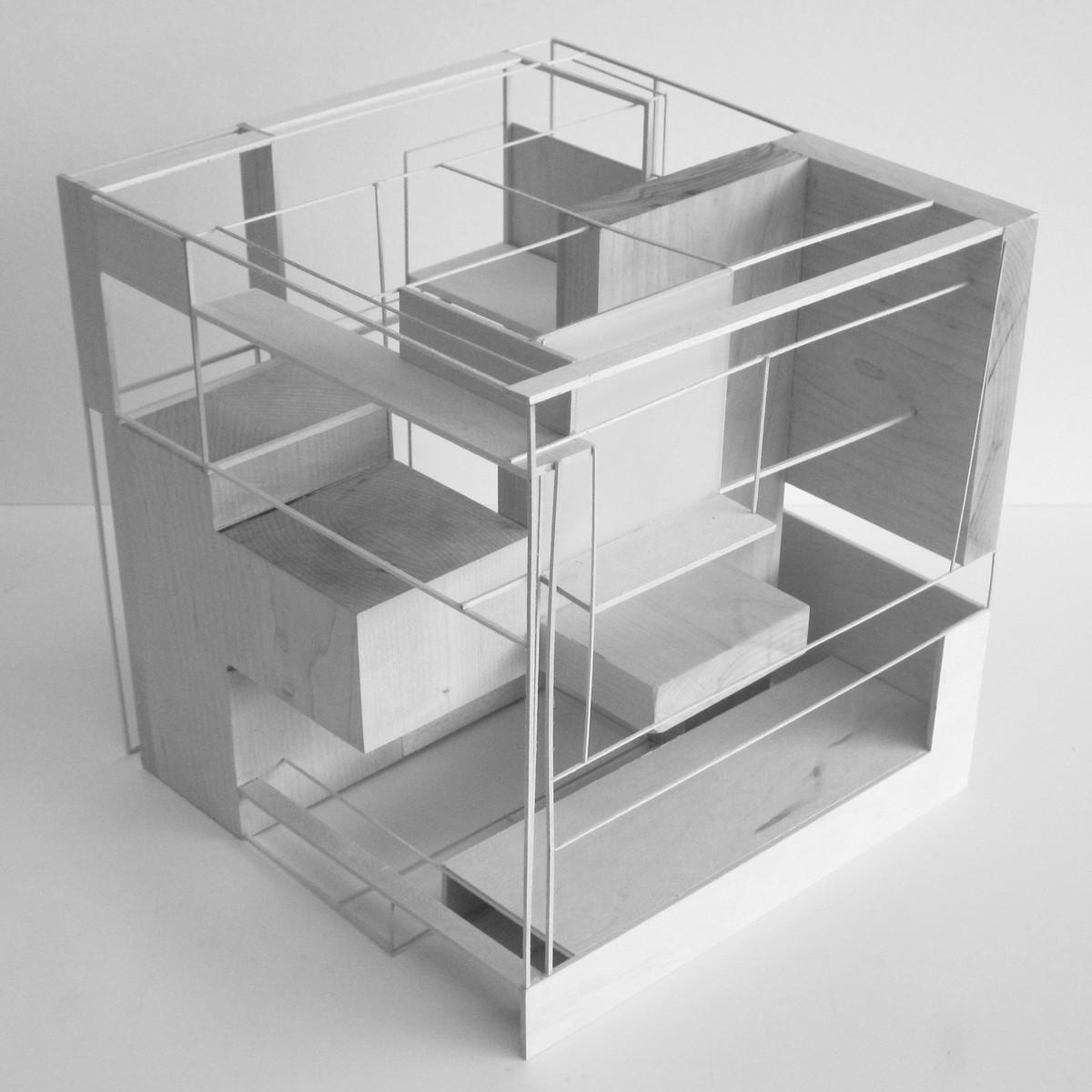 cube construct final design proposal branko micic archinect. Black Bedroom Furniture Sets. Home Design Ideas