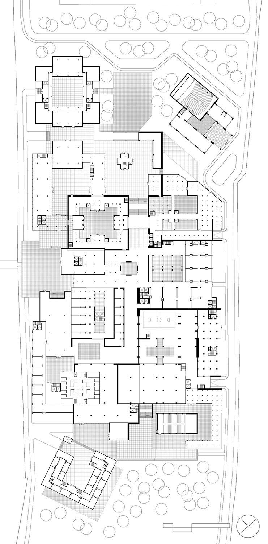 Rowe 2: Floor plan