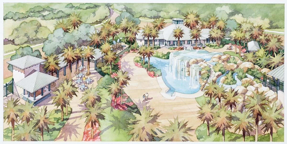 Aquatic Park Rendering