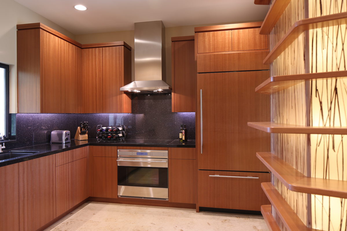 Kitchen. Condo Remodel   2012   Organic Architect   Archinect