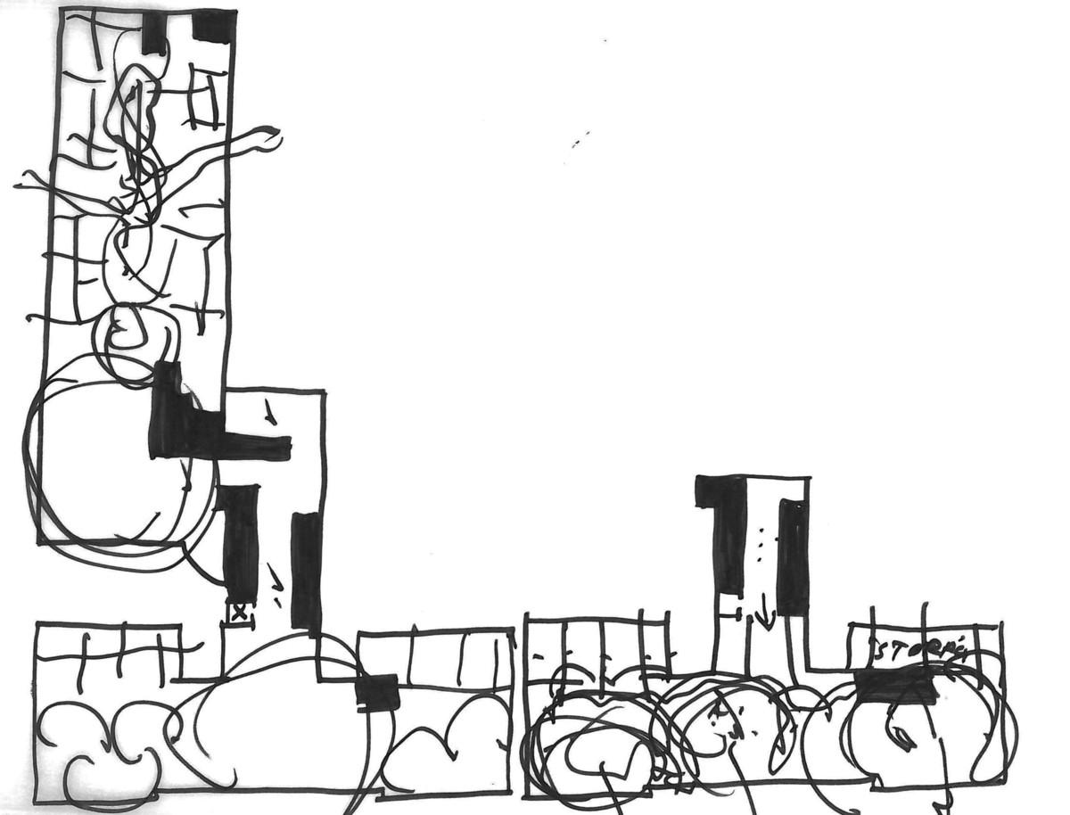 Plan sketches