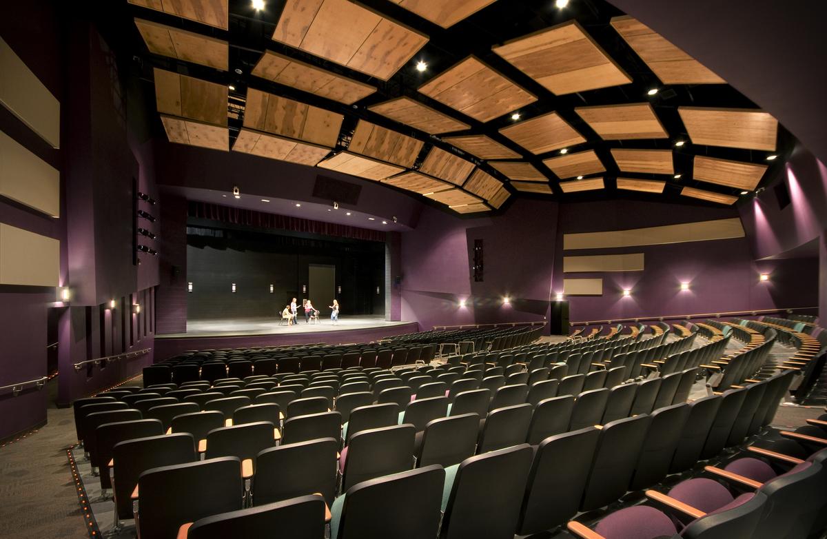 Fairfax High School in Phoenix. Credit: MIIM Designs