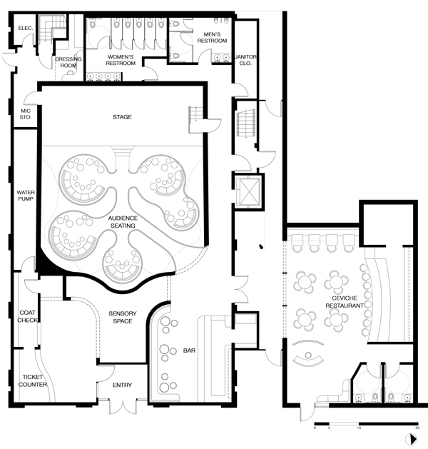 First Floor Plan.