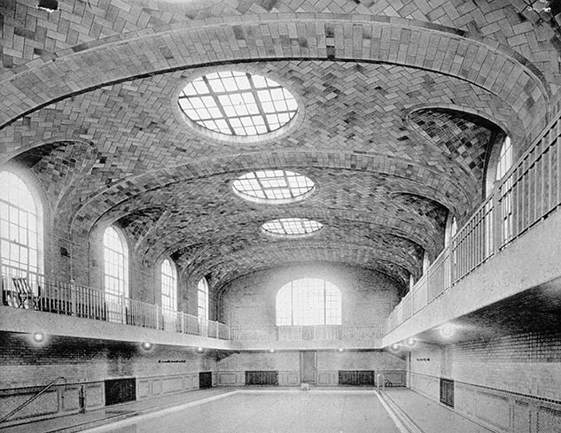 First Major Guastavino Exhibition Opening At Mcny On March 26 Gallery Archinect