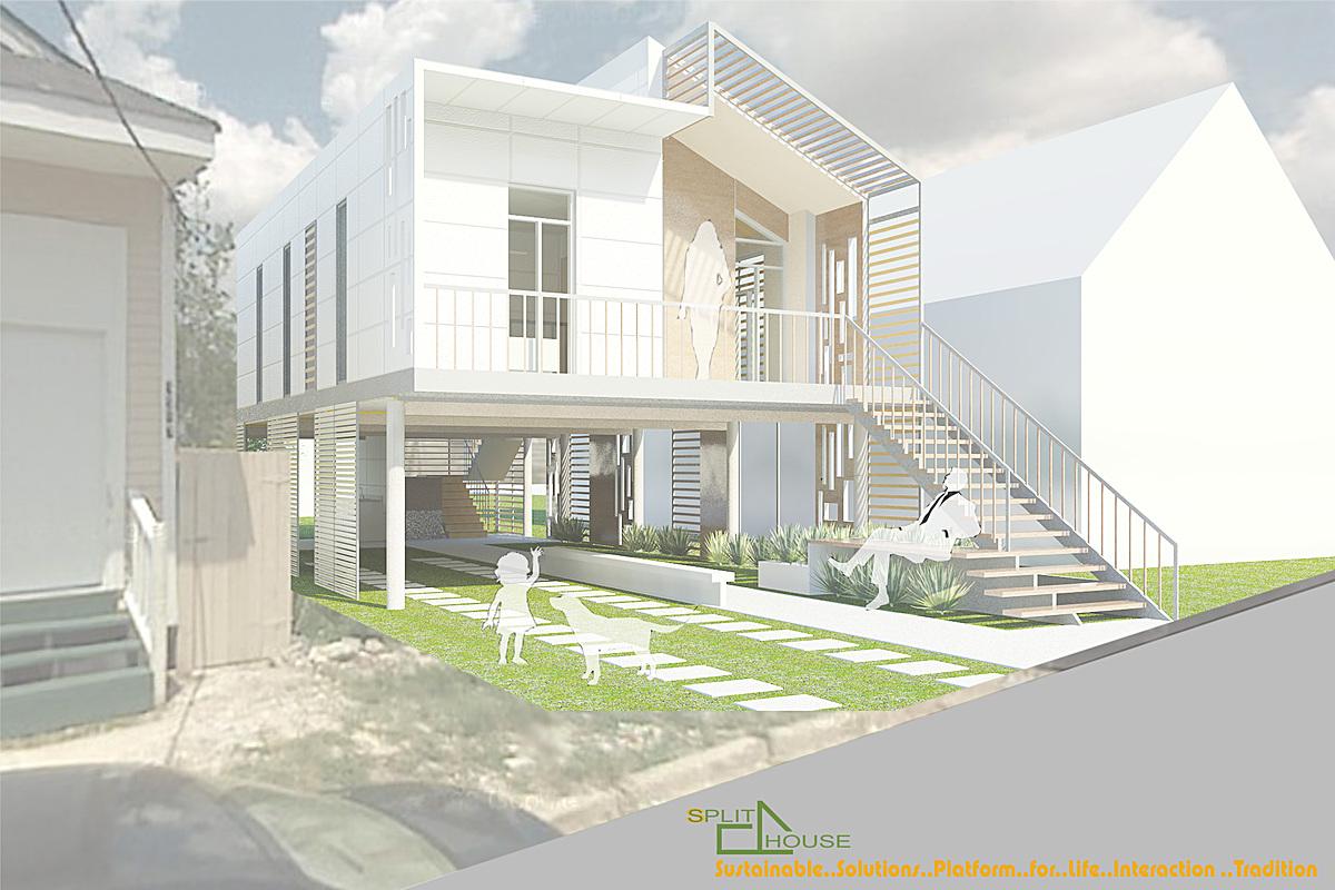 SSPLIT House