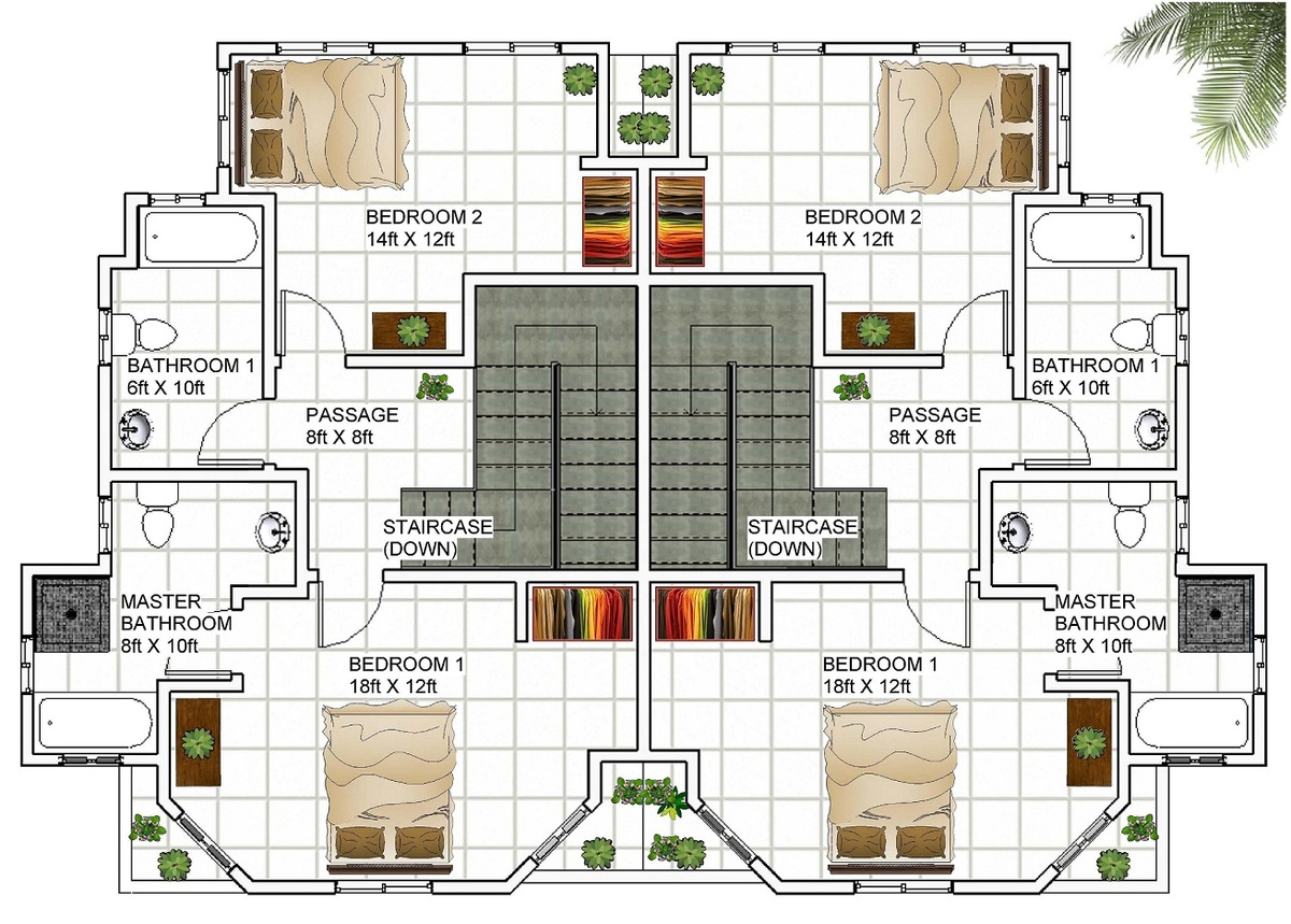 Caribbean Home Floor Plans Home Plan