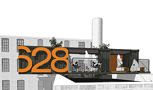 Category 3_ 2628 Roof Deck Addition_Unbuilt