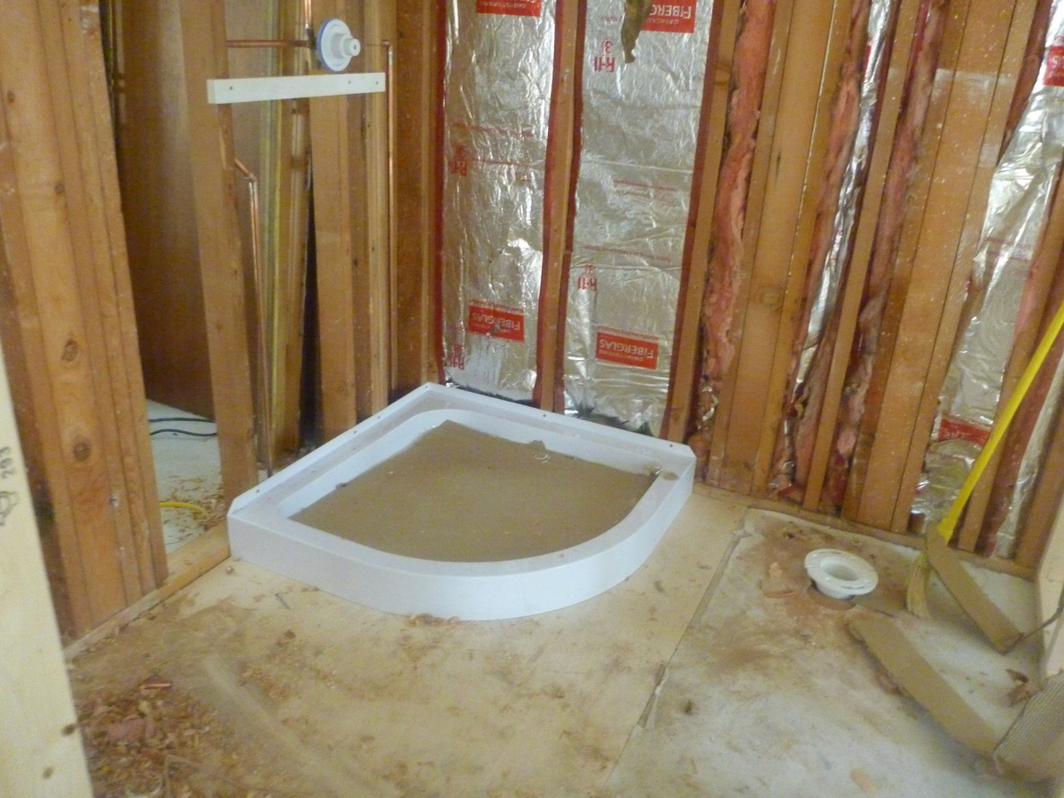 Added Bathroom - Under Construction