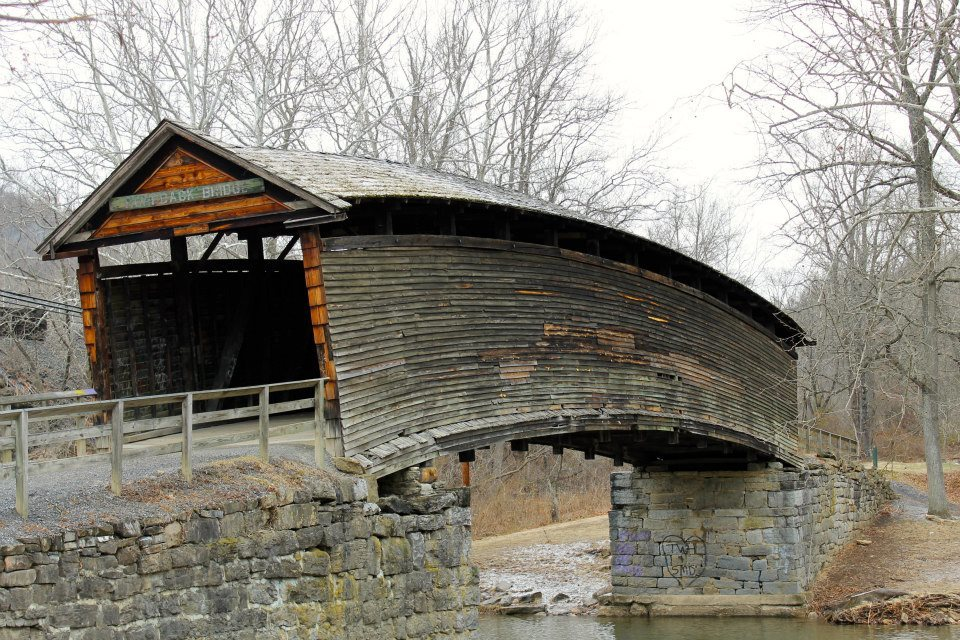 The humpback bridge