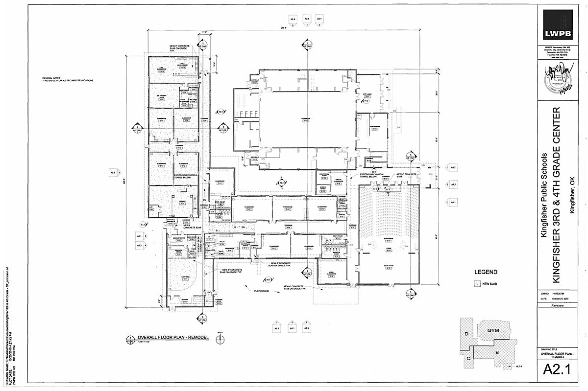 Elementary school floor plan overall floor plan