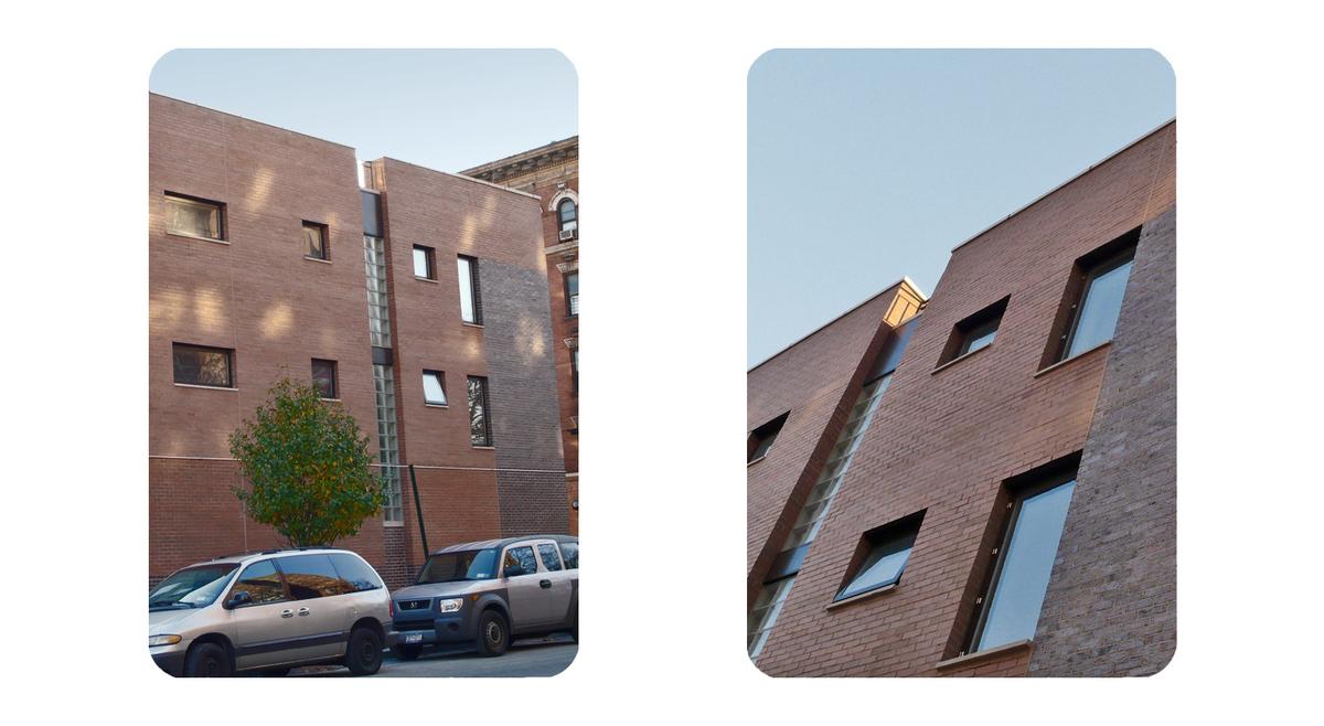 Concord Avenue Homes (as built)