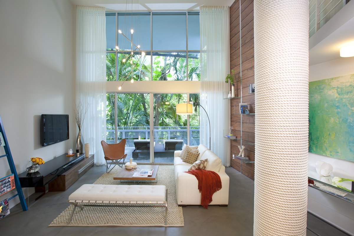 South Beach Chic Dkor Interiors Ivonne Ronderos Archinect