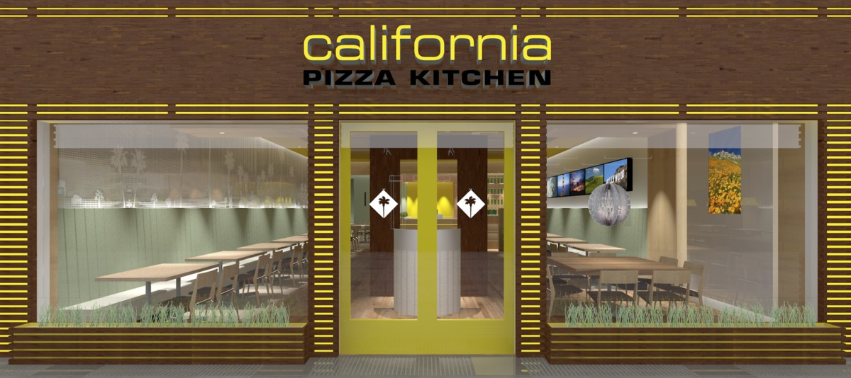 California Pizza Kitchen Schism Design Architecture Interiors Archinect