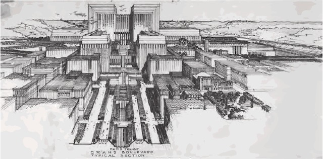 Lloyd Wright's 1925