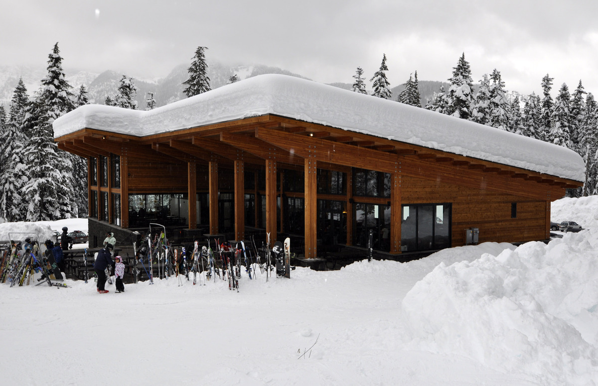 Silver Fir Ski Lodge