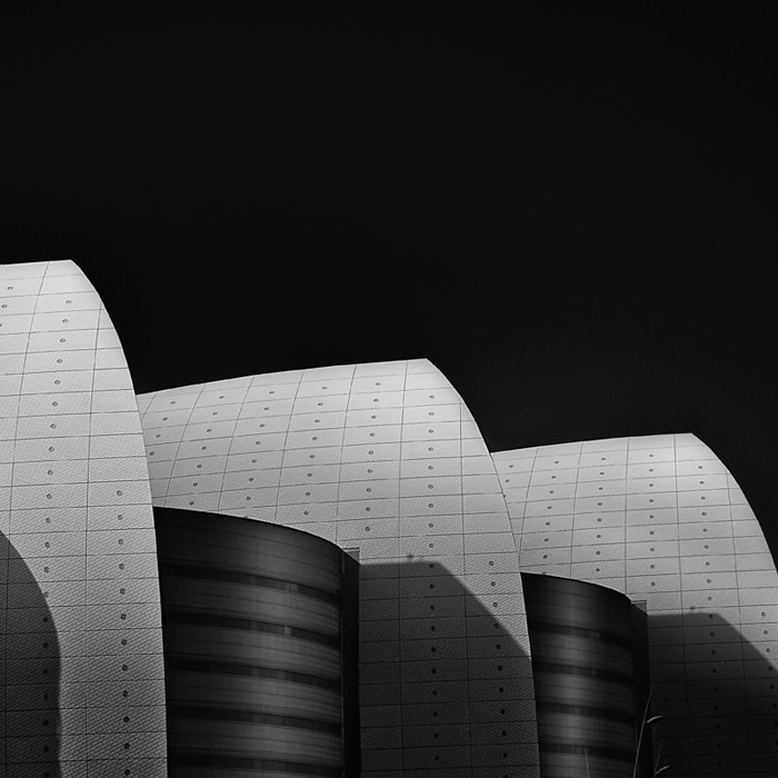 Sidra Medical & Research Centre, Doha. Architect Cesar Pelli © Pygmalion Karatzas