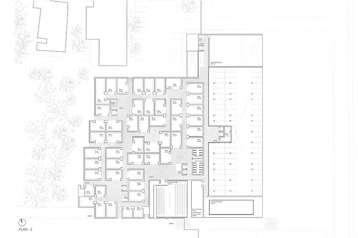 Plan -2 (Image: OODA + AND-RÉ)