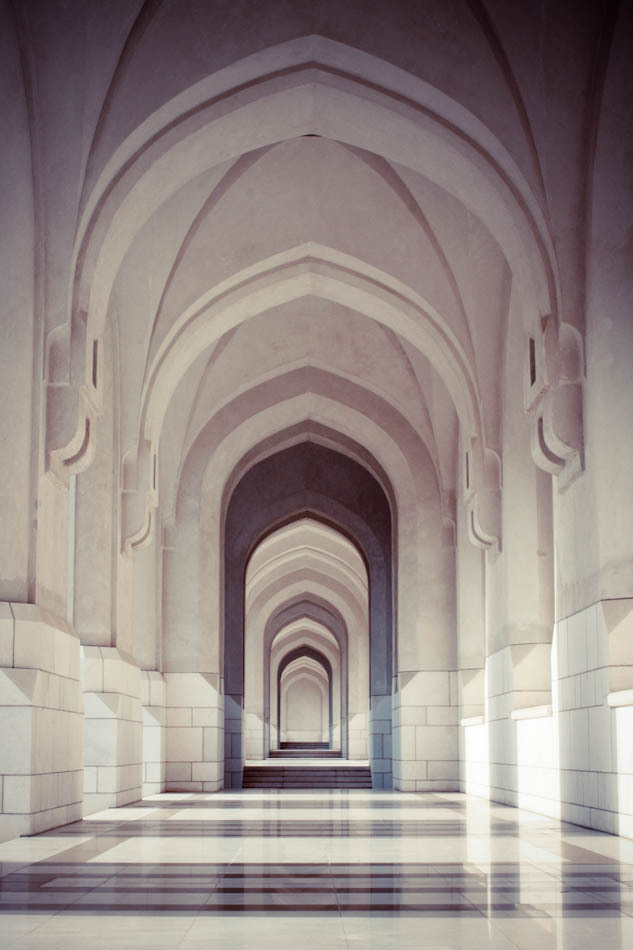 Mosque: Muscat, Oman