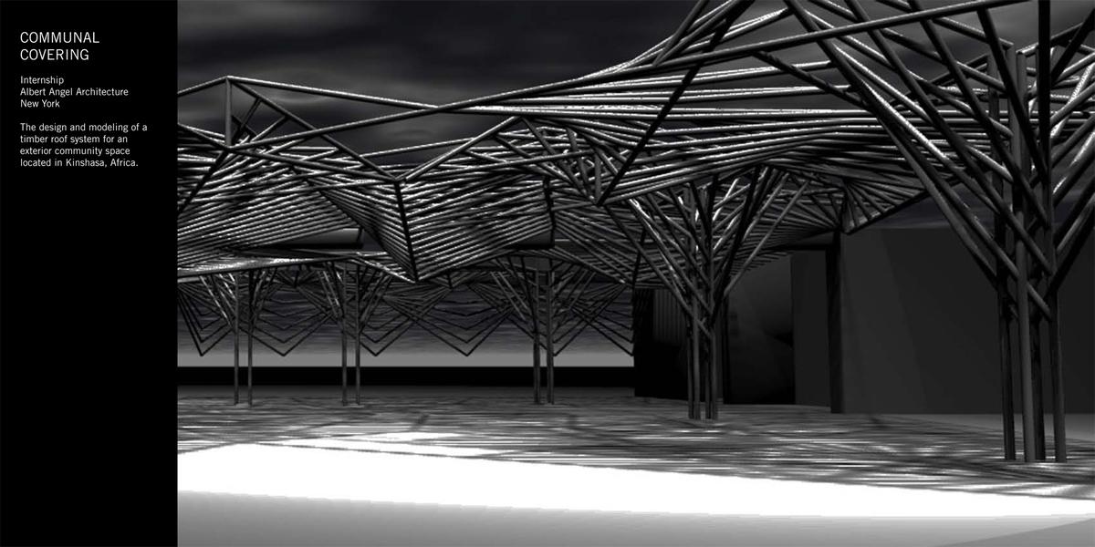 Architectural Internship Albert Angel Architecture