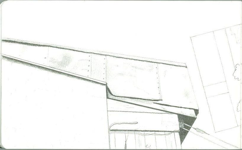 Part 2: moleskin drawing