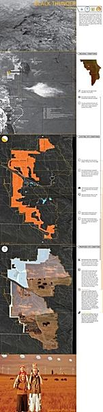 Black Thunder Coal Mine, Thunder Basin National Grassland, Wyoming