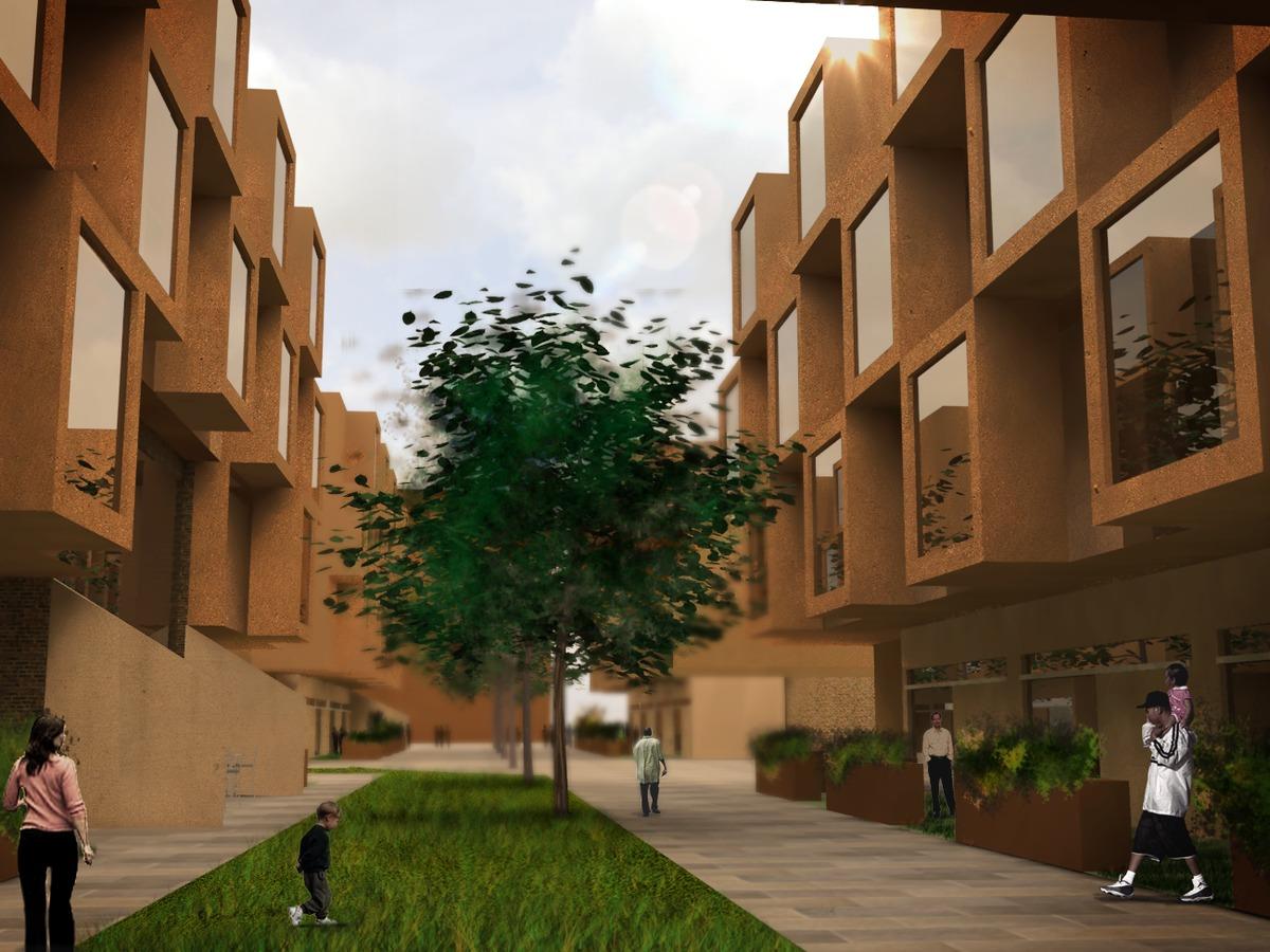 Private Housing Avenue