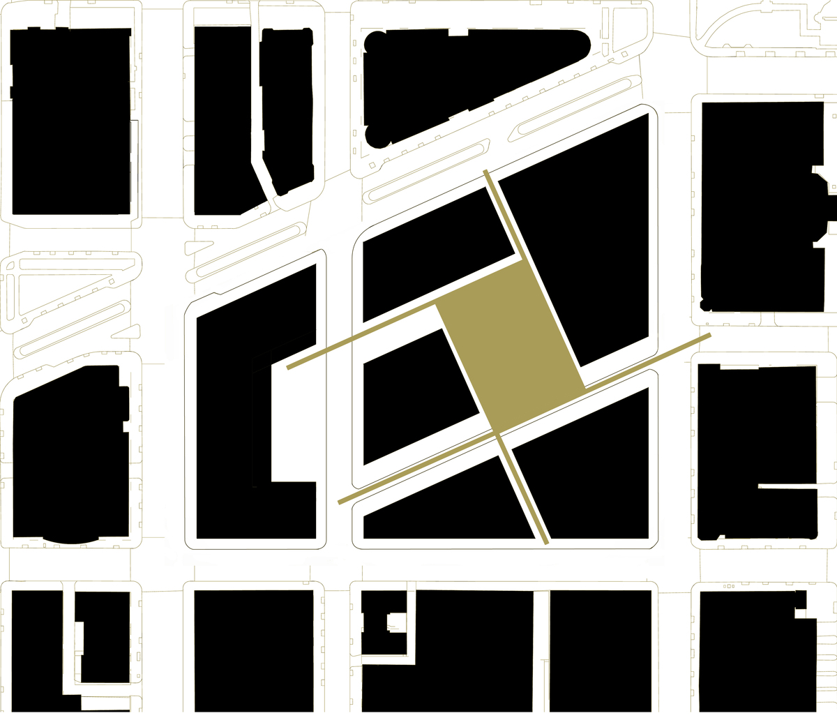 Plaza Organization Diagram