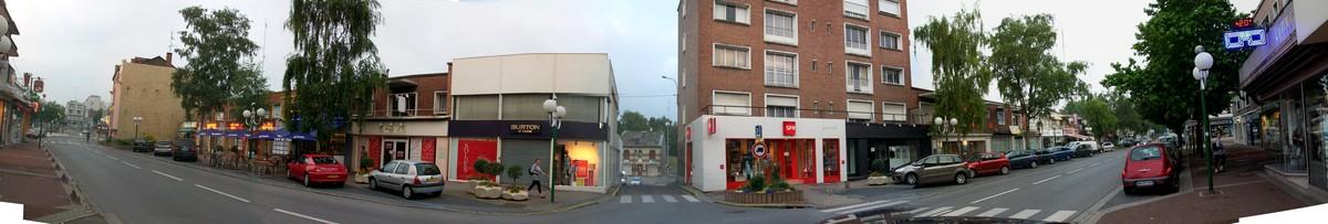 Maubeuge Avenue de France
