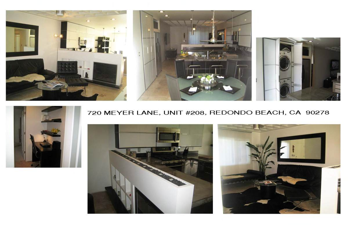 720 Meyer Lane, Unit #208, Redondo Beach, CA 90278