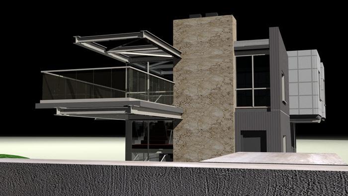 Alternative House Project Vesselin Dimitrov Archinect